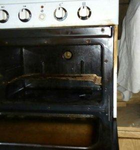 Газовая 2-х комфорочная плита