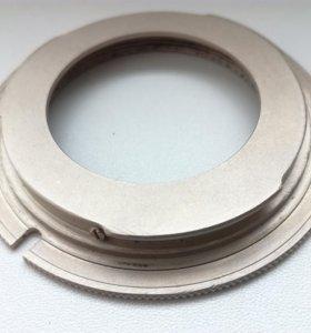 Переходное кольцо с Canon на советскую оптику