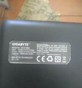 Powerbank gigabyte 12000mAh