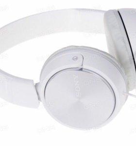 Наушники Sony MDR-ZX310APW белый