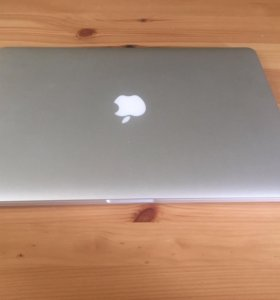 Ноутбук Apple MacBook Pro Retina 15