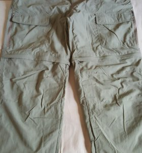 Новые брюки-шорты мужские летние.