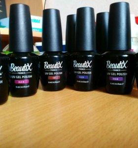Гель лаки Beautix