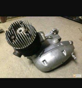Двигатель на муравей