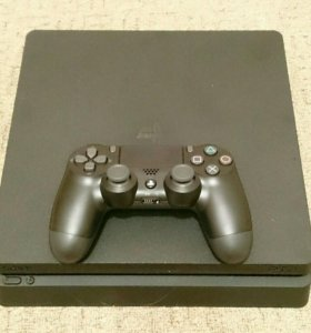Новая Sony Playstation 4 (500гб) + игры