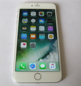 IPhone 6 Plus 128 Gb серебристый