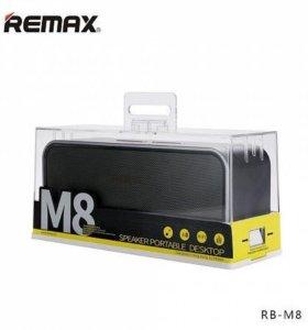Портативная колонка Remax M8