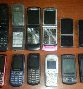 Nokia Motorola Samsung Siemens