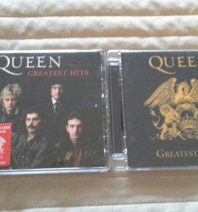 2 фирм cd - Queen - Greatest Hits - 2011 remaster