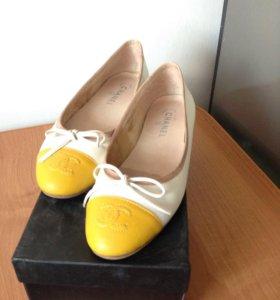 Chanel, балетки