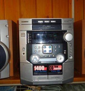 Музыкальный центр samsung MAX-L65