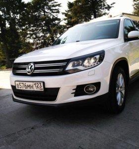 Volkswagen Tiguan 2.0 turbo