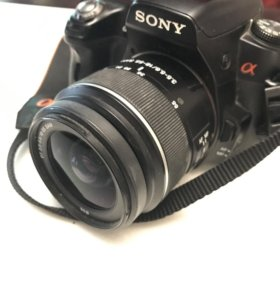 Зеркальный Фотоаппарат Sony Alpha A450
