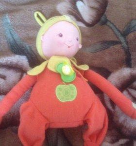 Кукла сестрёнка Аленка