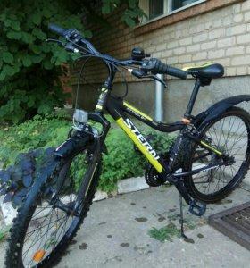 """Продам подростковый велосипед """"Stern"""""""