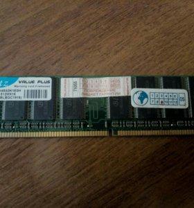 Оперативная память Blitz DDR 512Мб
