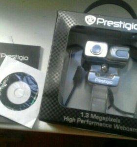 Веб-камера prestigio