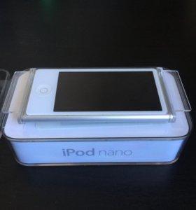 iPod nano 7 16GB Silver
