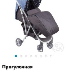 Прогулочная коляска, коляска Happy baby