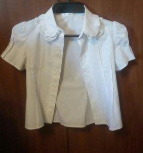 21. Блуза для девочки. 2-3 класс