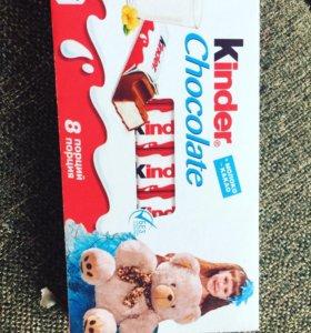Киндер шоколад с фото вашего ребенка