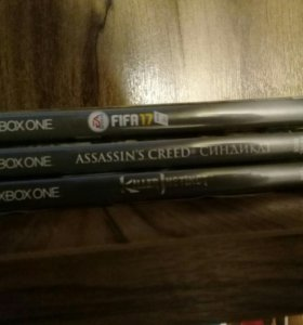 Игры Xbox one
