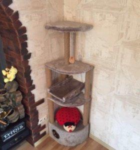 Кошкин дом-когтеточка
