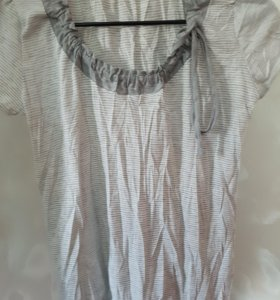 футболка ткань жатка