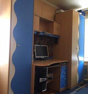 Детская мебельная комната