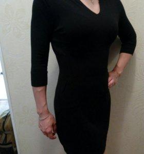 Платье трикотажное Mango