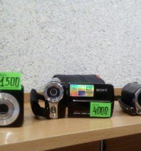 Телефоны.фотоаппараты и ДВД проигрыватели