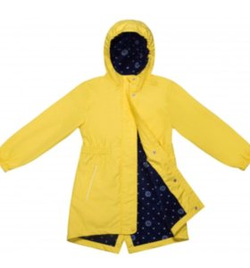 Новая куртка рр 128-134