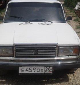 ВАЗ 2107 1996г