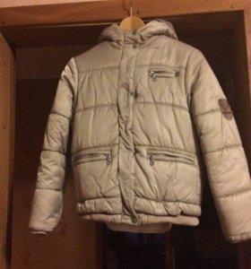 Куртка детская зимняя.