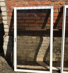 Окна балконные раздвижные