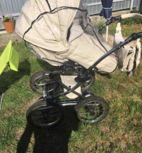 Детская коляска 2 в 1 автолюлька в подарок
