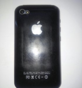 Китайский айфон3