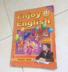 Учебник по английскому 4 класс