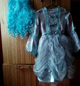 Корновальный костюм мальвина