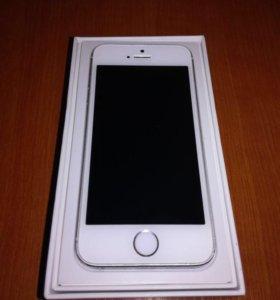IPhone 5s, grey, 16 Gb