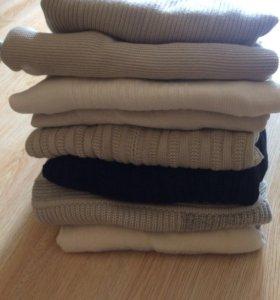 Продам 8 мужских свитеров/джемперов