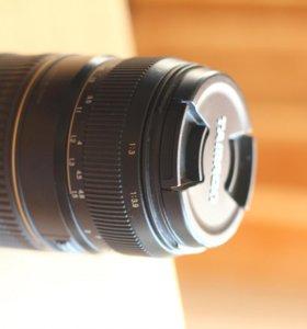 Tamron 70-300 mm для Canon