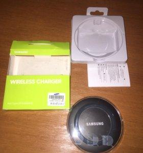 Оригинальная беспроводная зарядка Samsung