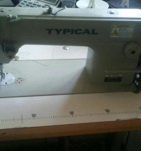 Швейная машина Typical gc6150m