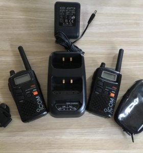 Радиостанции icom ic 4088E