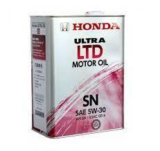 Honda Ultra LTD SN 5W-30, 4
