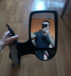 Правое зеркало форд транзит