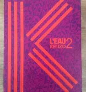 Kenzo подарочный набор