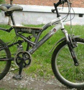 Велосипед подростковый спортбайк гамбит