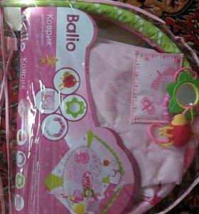 детский коврик balio PB-04